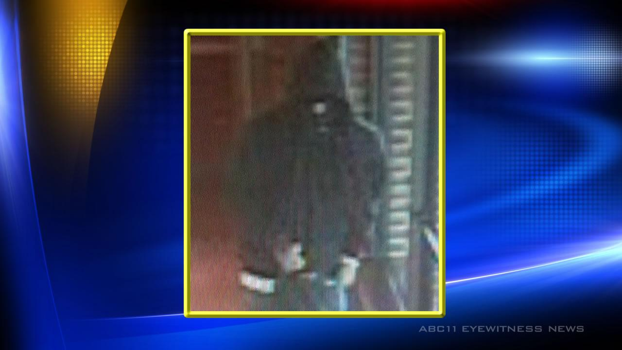 Police said the suspect entered the restaurant at 4621 New Bern Ave. around 4:15 p.m. armed with a handgun.
