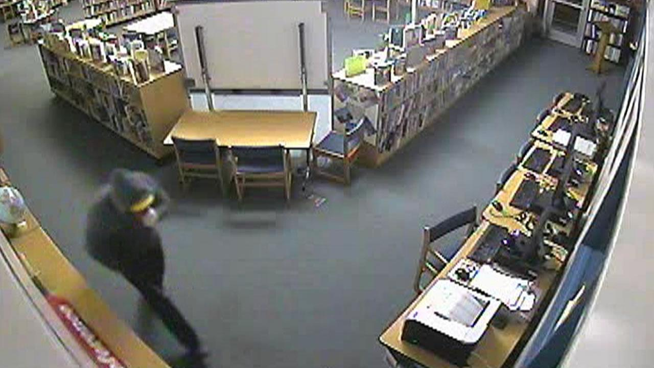 The Wake County Public School System is asking the community to help to catch a thief or thieves who broke into three schools and walked away with thousands of dollars in electronic equipment.