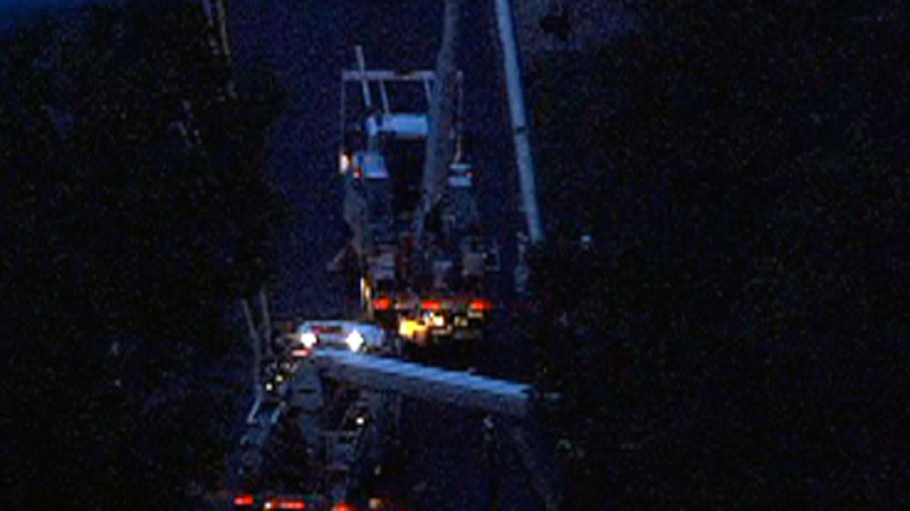A power outage in Raleigh could cause major traffic problems during Tuesdays morning commute.