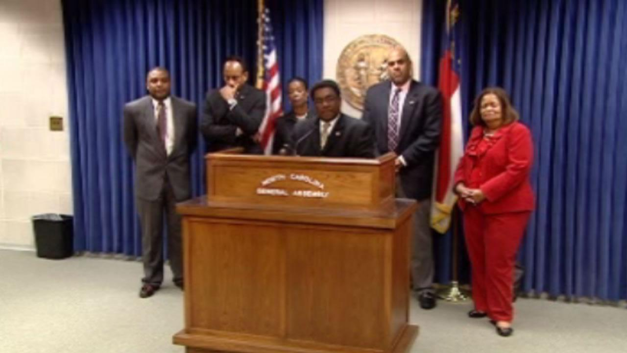 Black Caucus plans to force meeting with McCrory