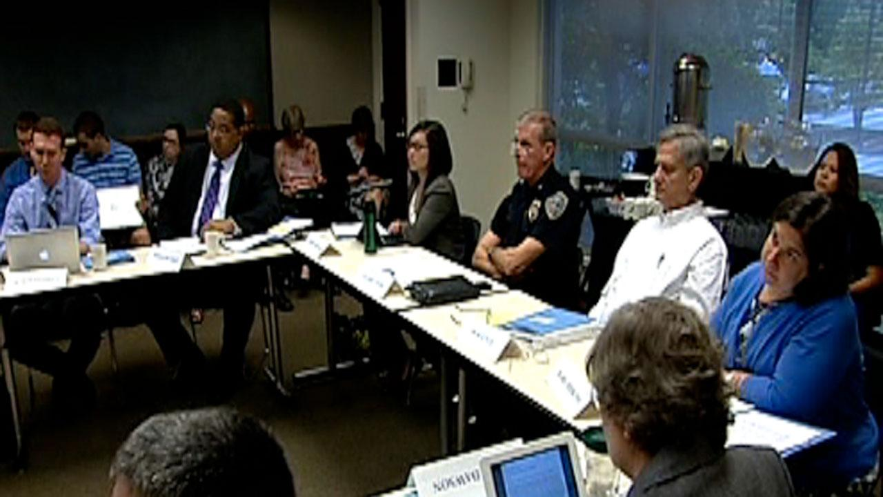 University of North Carolina-Chapel Hill task force discusses sexual assaults
