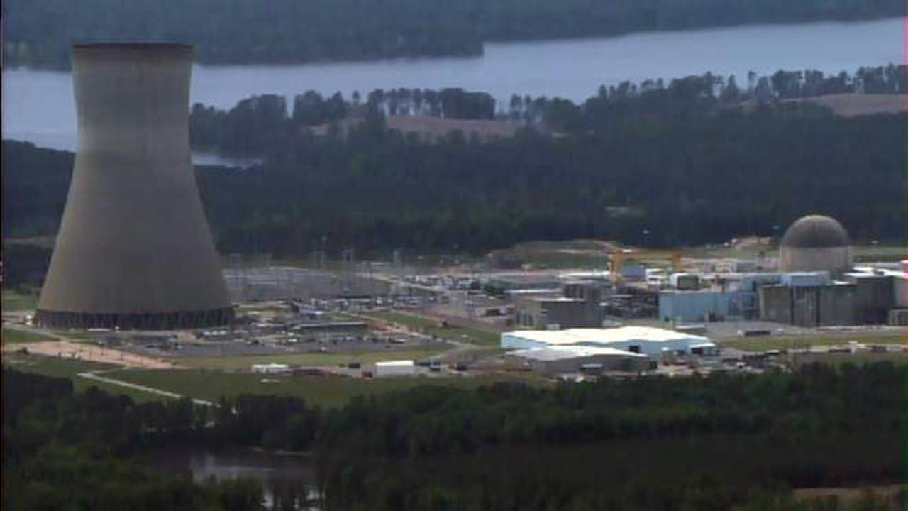 Shearon Harris nuclear plant near Raleigh, N.C.