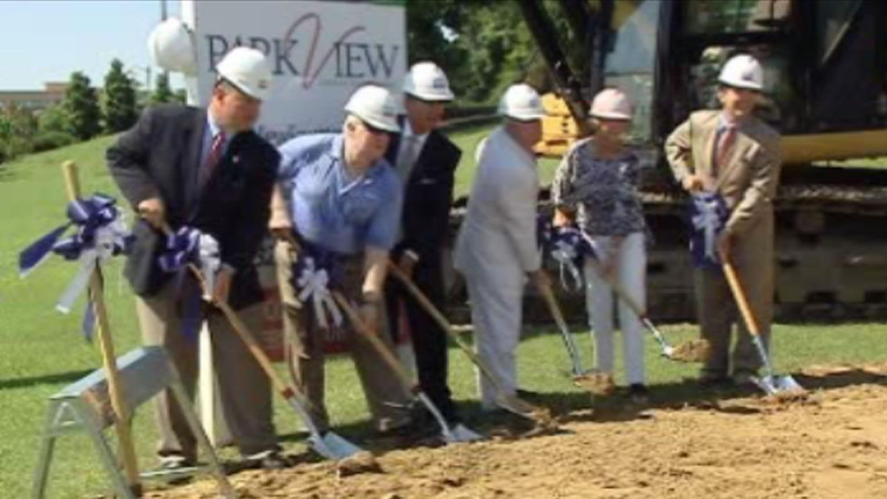 Fed up with Fayettenam, city leaders break ground