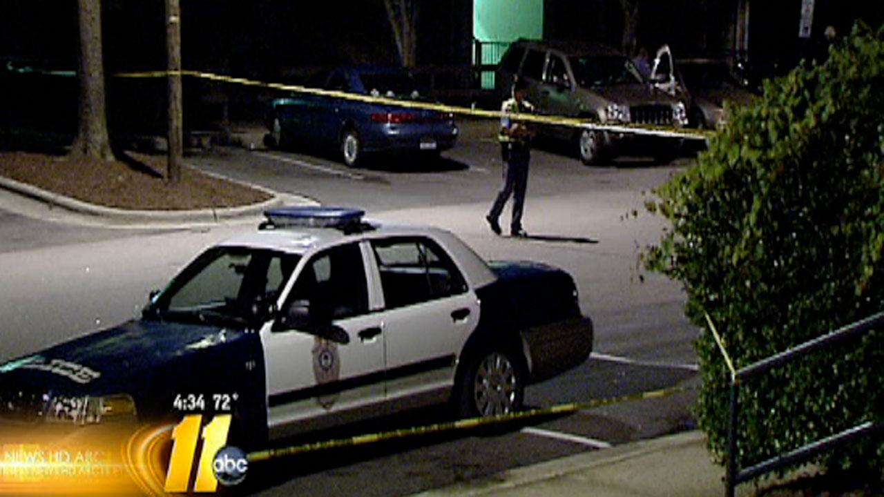 Authorities investigating Raleigh shooting