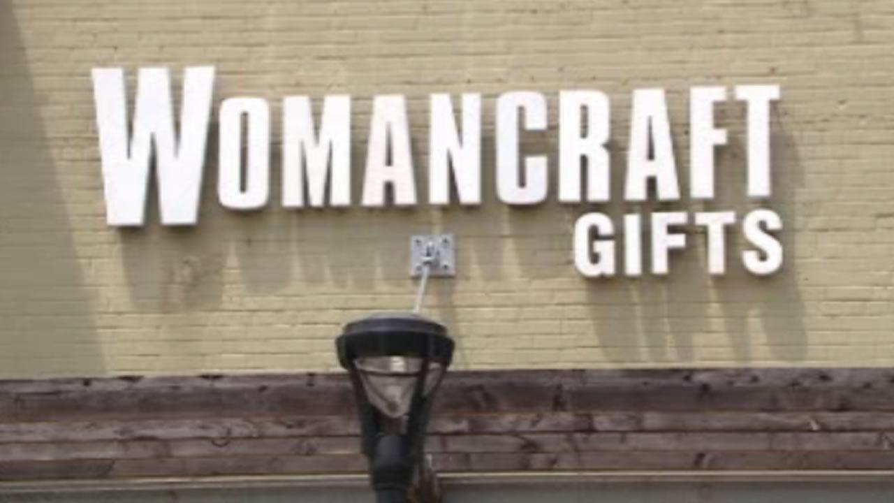 Womancraft Gifts in Chapel Hill