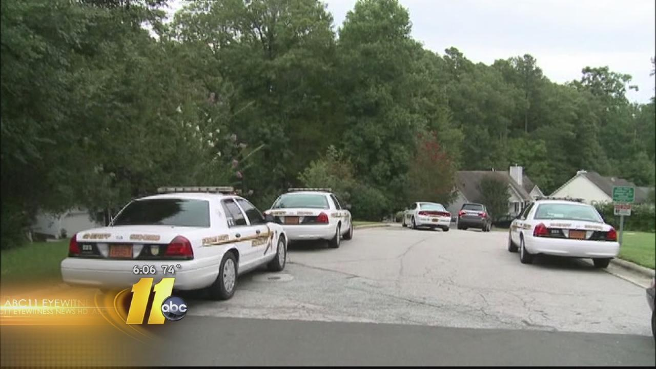 Durham home invasion in the 3900 block of Olde Coach Road.