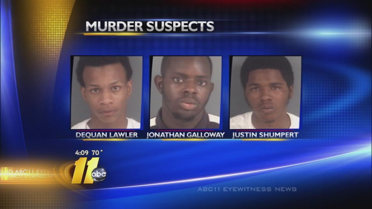 Fayetteville murder arrest
