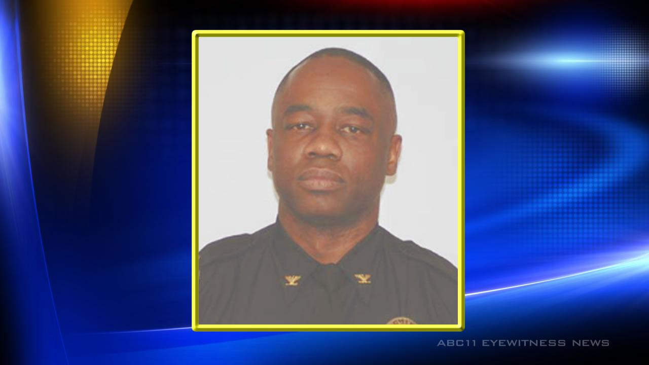 Oxford Police Chief Alvin Al Coley