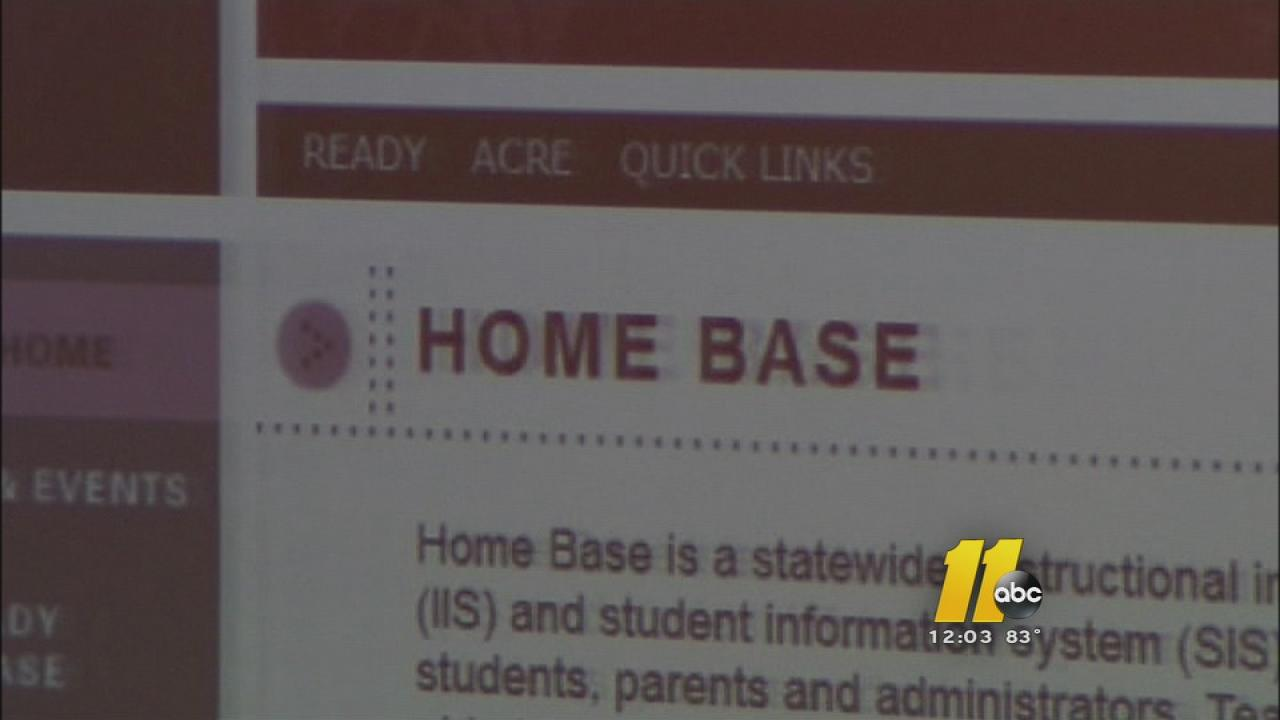 Home Base system to help NC teachers