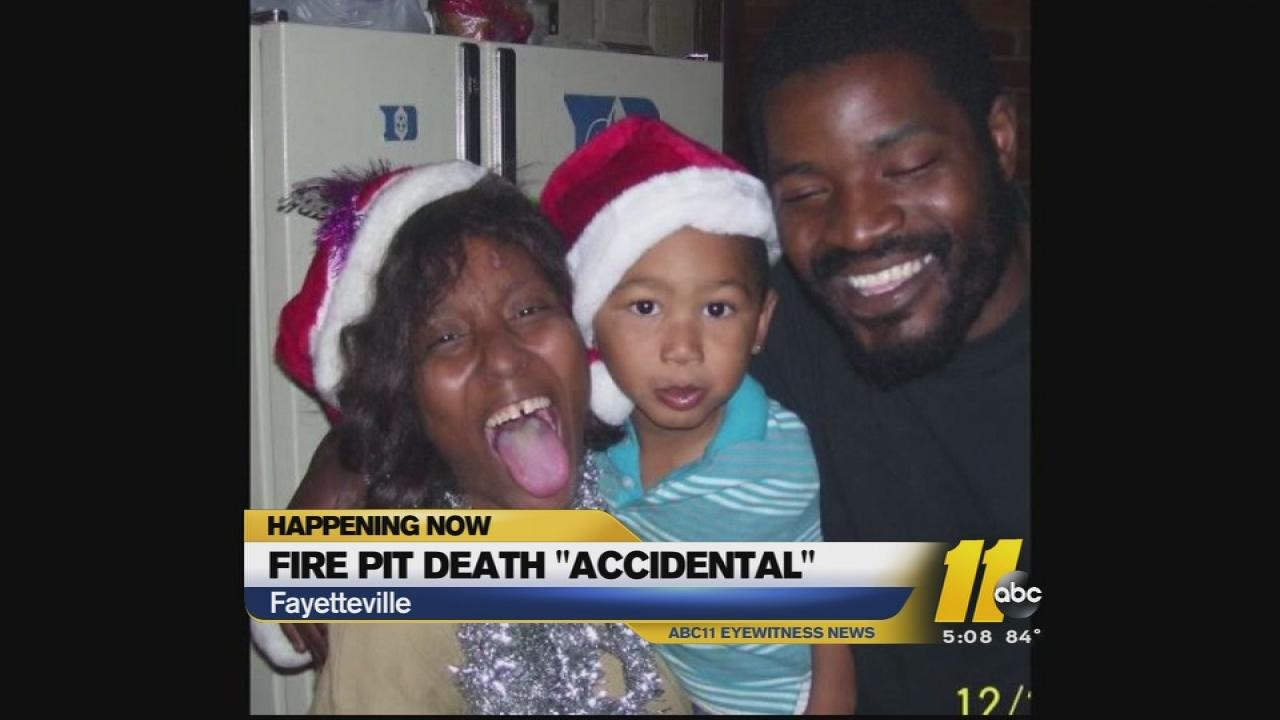 Father of three dies after fire pit explosion