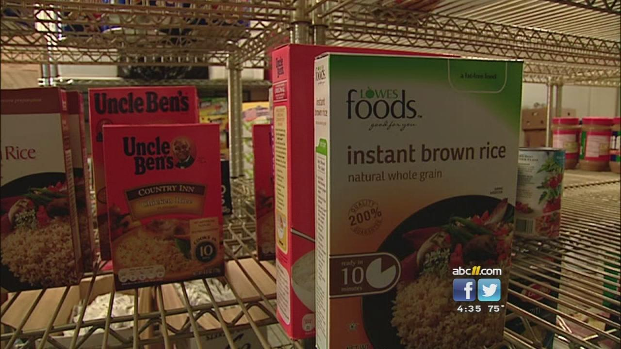 Food banks overwhelmed by backlog in food stamp system