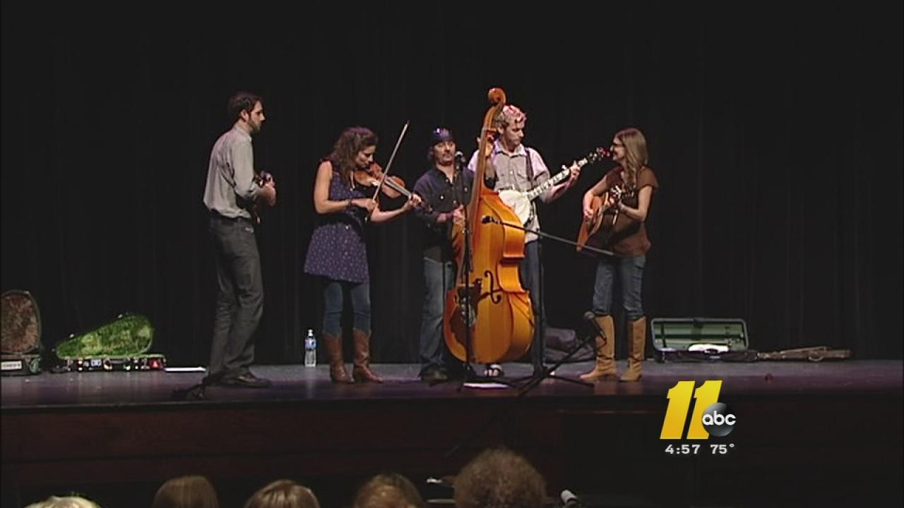 Wide Open Bluegrass Festival expected to pack Raleigh streets