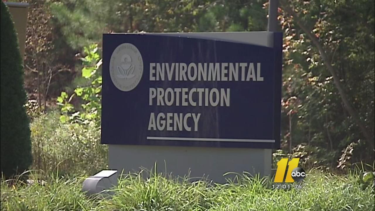 EPA workers in RTP affected by govt shutdown