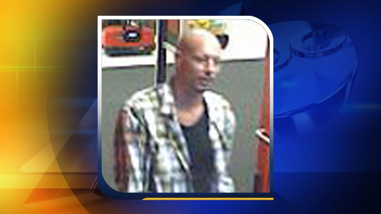 Raleigh police seek burglary suspect