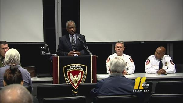 Police say crime is down in Durham
