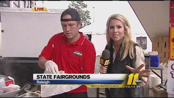 Ready for the North Carolina State Fair?