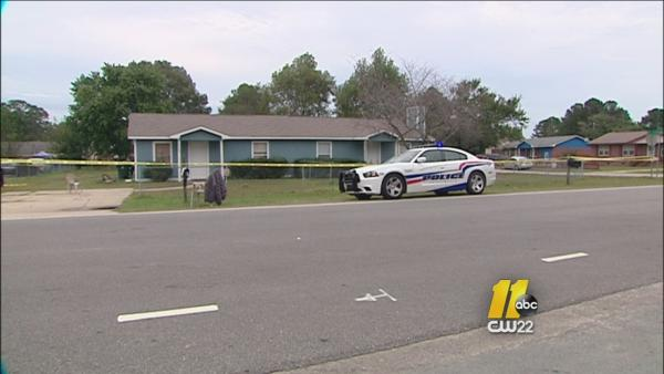 2 year old shot, killed in Fayetteville