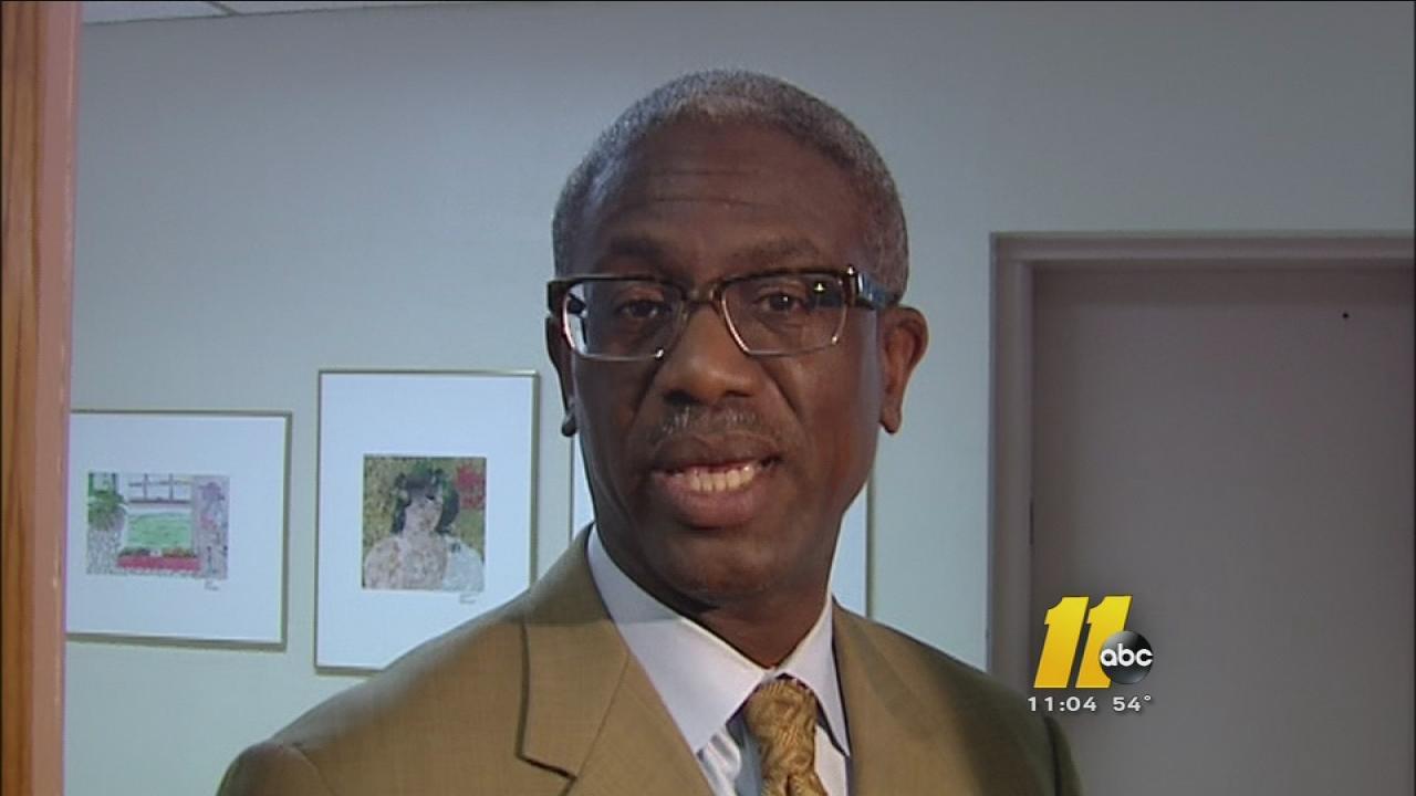 Durham County Schools Superintendent Eric Beacoats