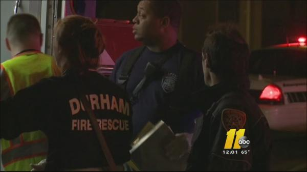 Durham police search for gunman