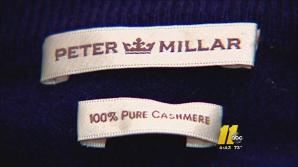 Popular clothing company made in Raleigh