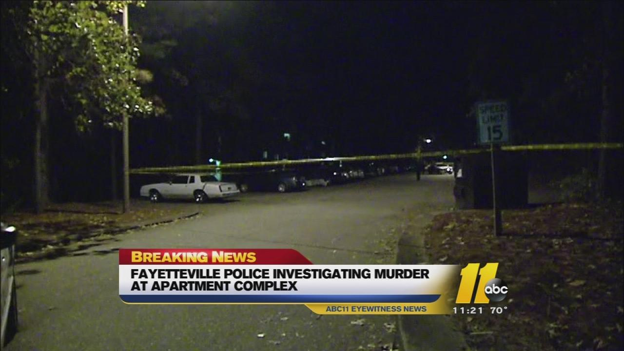 Fayetteville fatal shooting