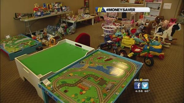 Money Saver: Pop-up toy event