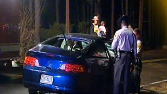 Crash on Norwood Road in Wake County