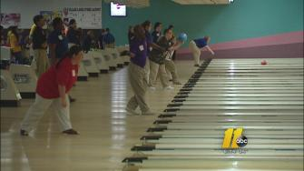 Durham hosts bowling tournament for Special Olympics athletes