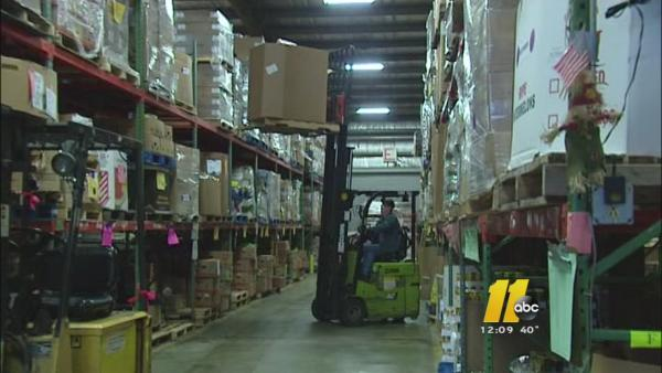 Heart of Carolina Food Drive wraps up Wednesday
