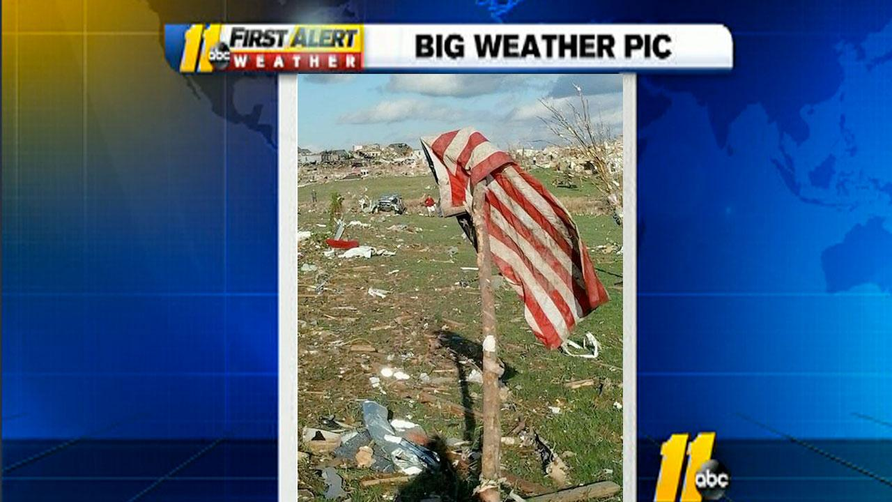 Tornado        aftermath in Washington, Illinois <span class=meta>(iWitness viewer photo)</span>