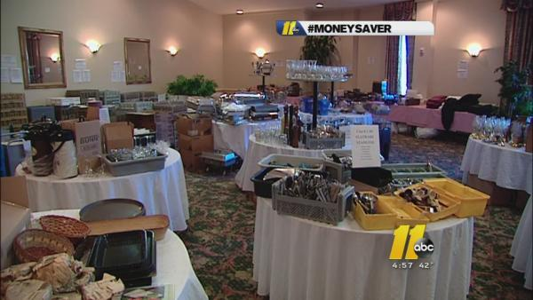 Money Saver: Hotel liquidation sale