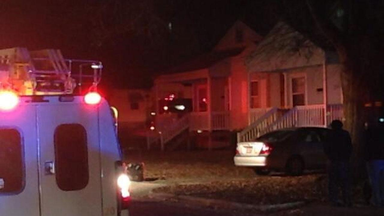 Officials in Raleigh are investigating an early morning fire that damaged a duplex near North Carolina State University Monday.