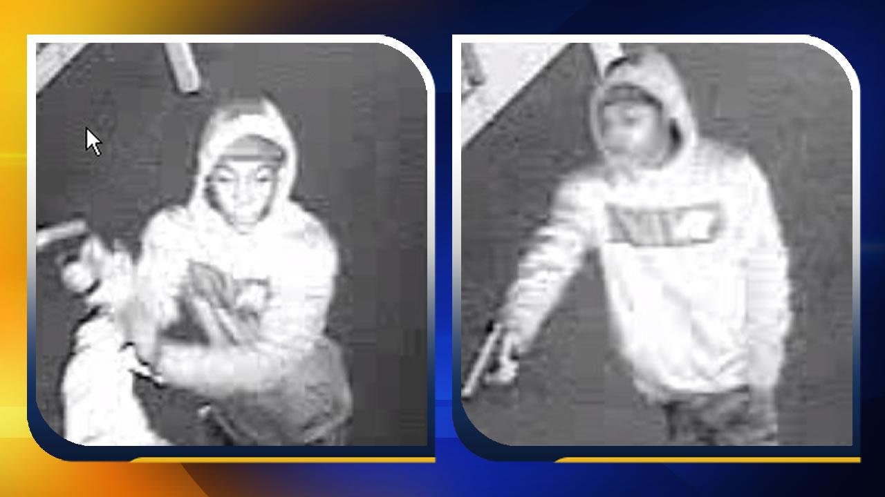 Car wash robbery suspect in Fayetteville