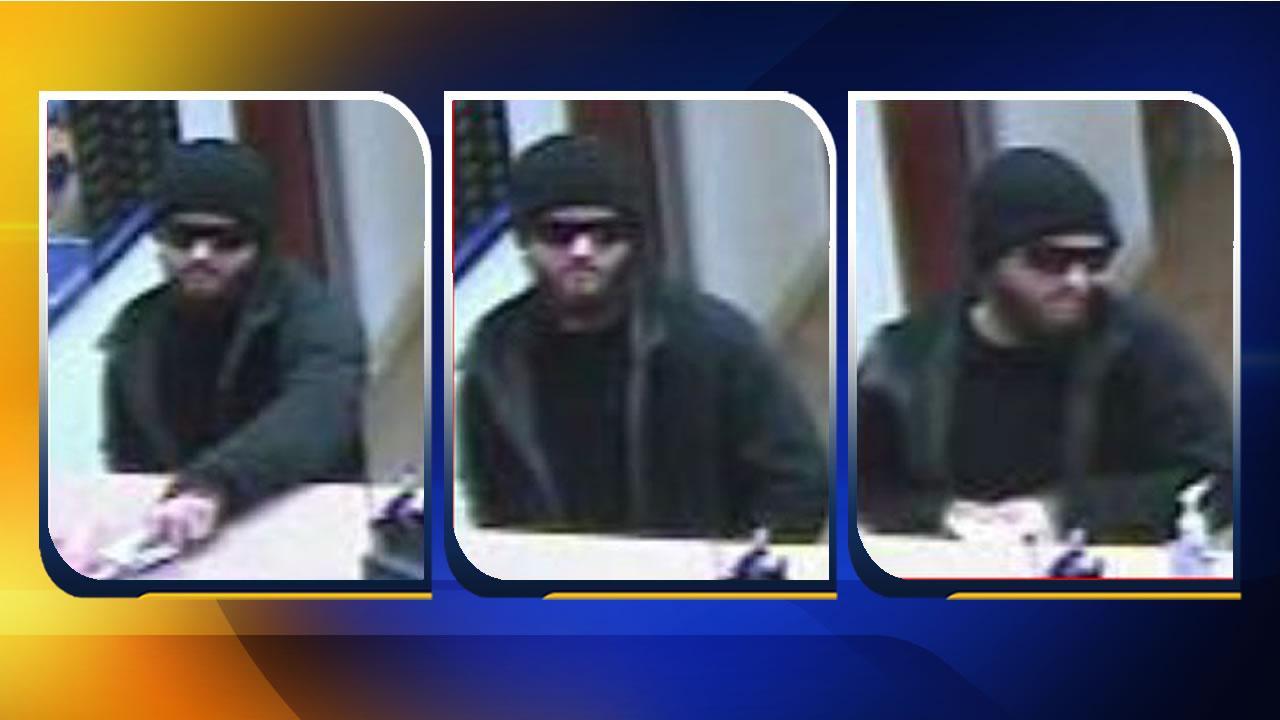 Lillington bank robbery suspect