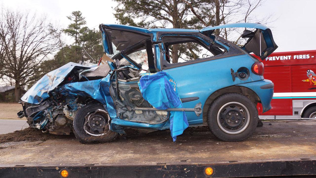 Two people had to be flown to the hospital following a severe accident in Moore County Thursday morning.Frank Staples