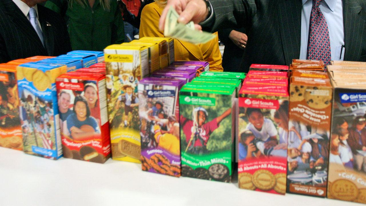 Girl Scout cookies! Get them while you can! <span class=meta>(AP Photo&#47;Mary Altaffer)</span>