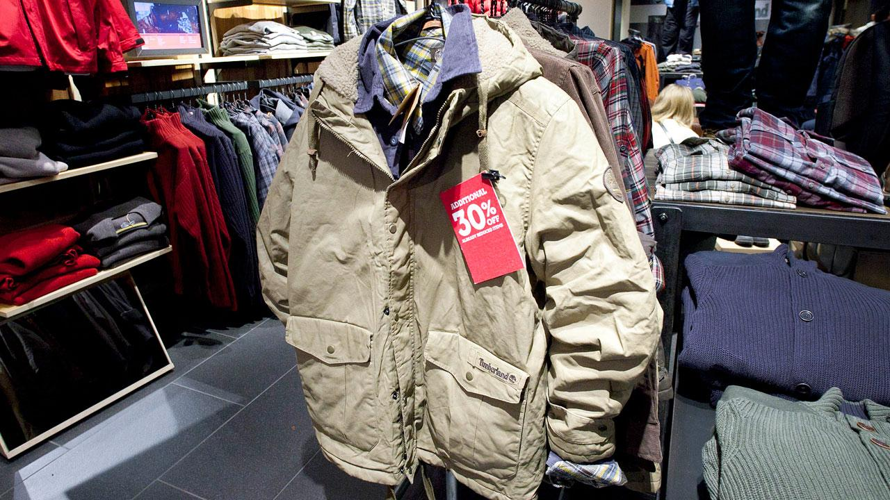Winter coat sales! Time to stock up on deals for next year. <span class=meta>(AP Photo&#47;Mark Lennihan)</span>