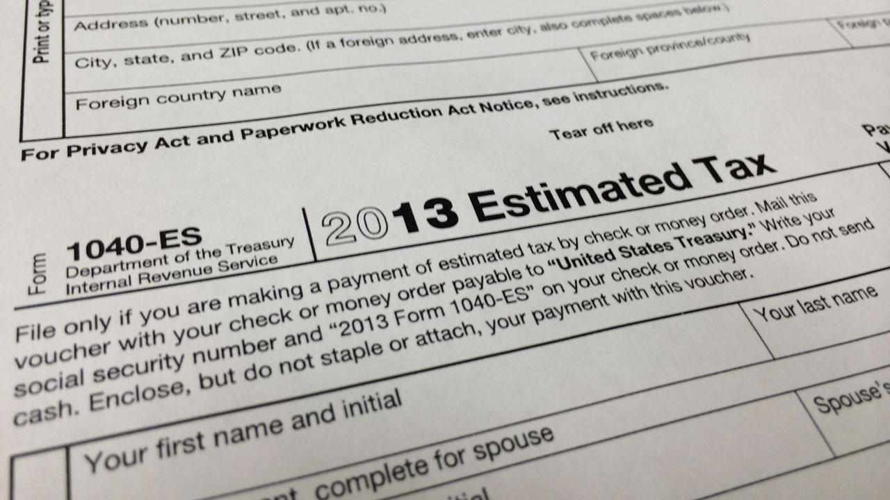 Hello, tax season! Not everything about spring is fun ... <span class=meta>(AP Photo&#47;Damian Dovarganes)</span>