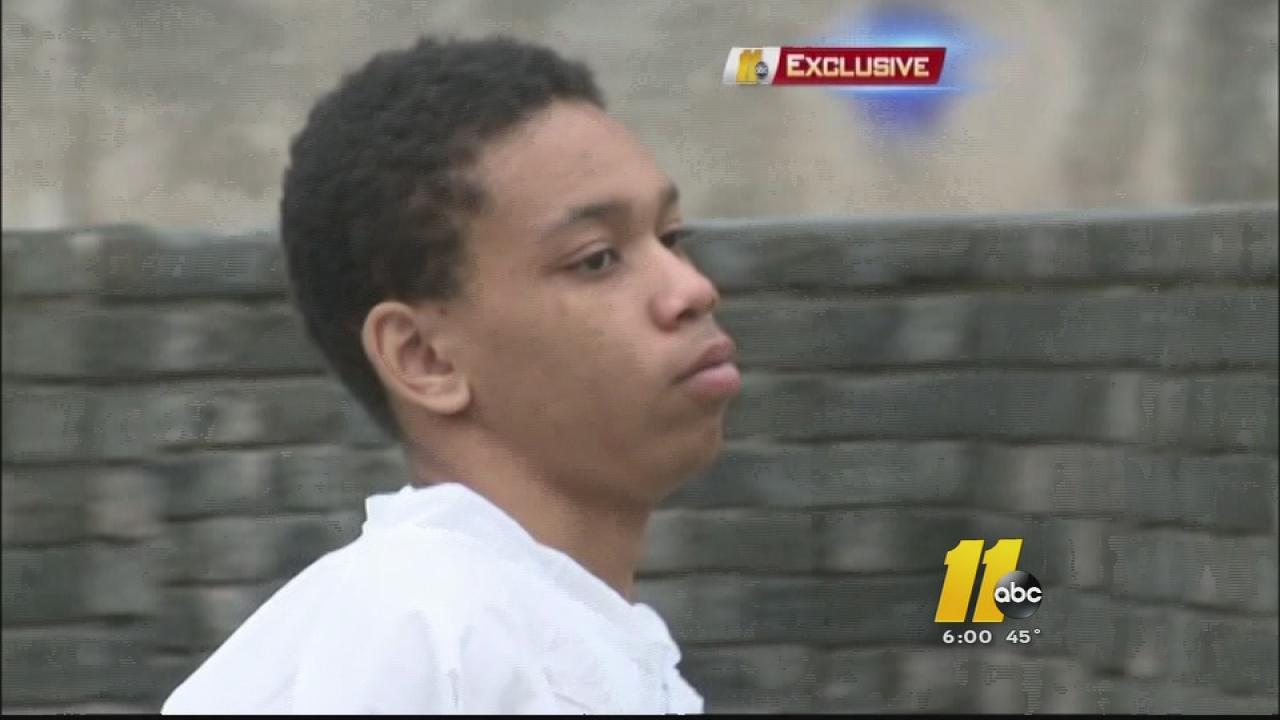 Grandma stabbing suspect Treyvon Evans