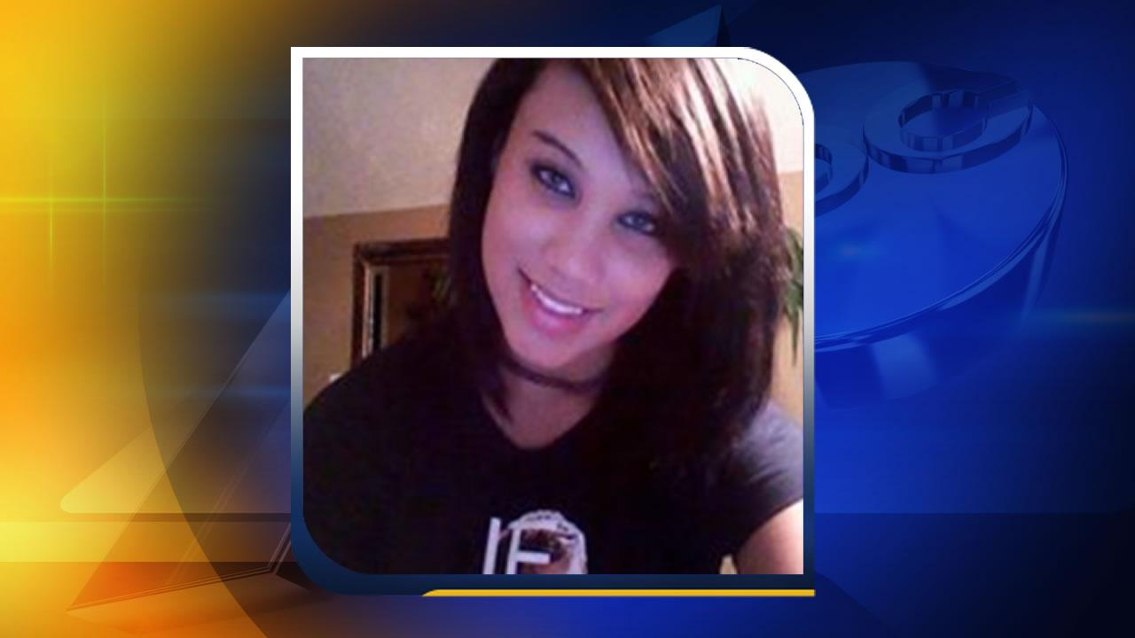 Danielle Locklear missing teen