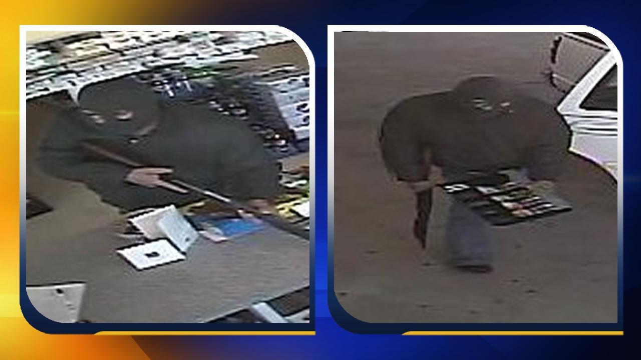 Benson robbery suspect