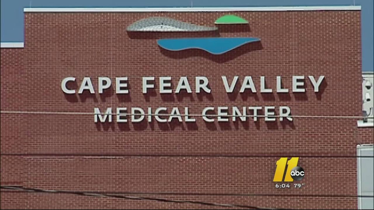 Cape Fear Valley Medical Center Emergency Room