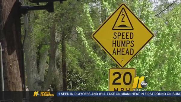 I-Team: Neighborhood lobbies for speed humps