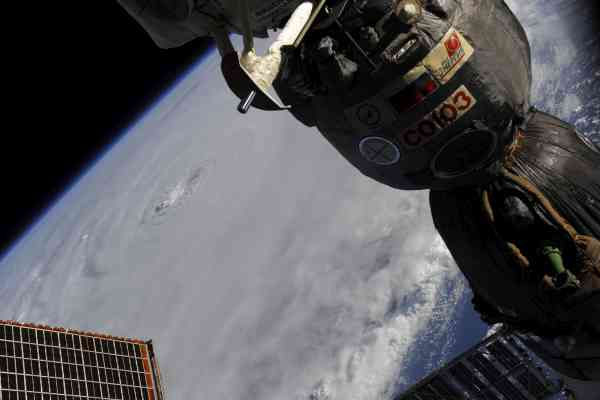 "<div class=""meta ""><span class=""caption-text "">This image provided by NASA shows Hurricane Earl taken by astronaut Douglas Wheelock aboard the International Space Station and posted Aug. 31, 2010. (AP Photo/NASA)</span></div>"
