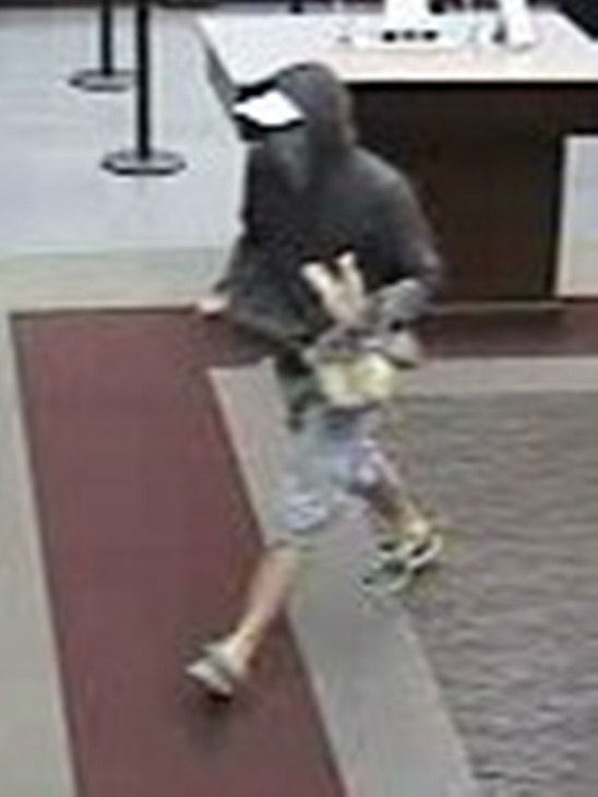 Fayetteville police believe the same man robbed a BB&#38;T on Oct. 5 and Aug. 24.  <span class=meta>(Photo&#47;Images courtesy Fayetteville Police Department)</span>