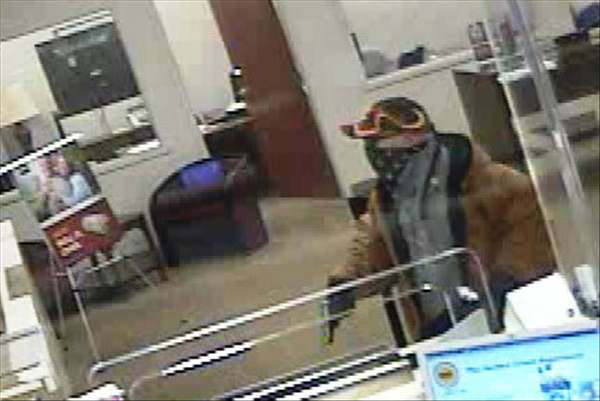 "<div class=""meta ""><span class=""caption-text "">Authorities in Fayetteville are looking with a man in connection with an attempted robbery at a BB&T branch in the 2500 block of Bragg Boulevard Thursday morning. (Fayetteville Police Dept.)</span></div>"