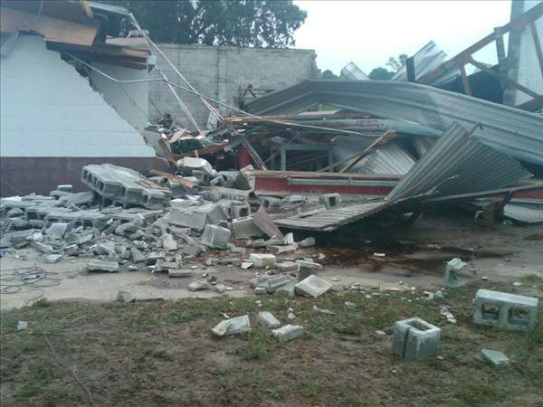 Wayne County Storm Damage <span class=meta>(WTVD Photo)</span>