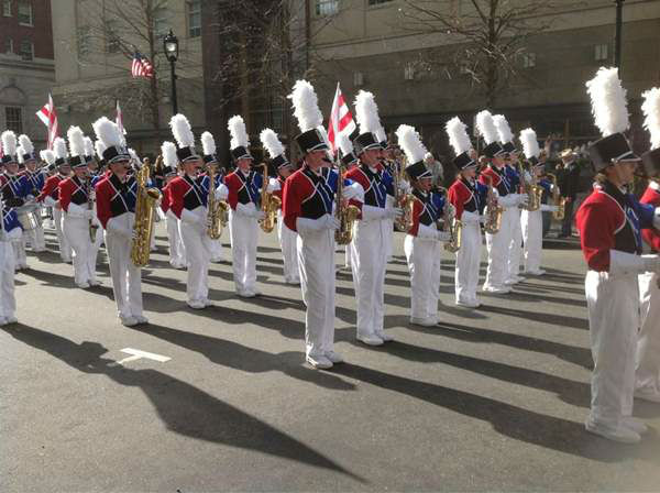 "<div class=""meta ""><span class=""caption-text "">Governor Pat McCrory's inaugural parade. (WTVD Photo/ Lori Denberg)</span></div>"