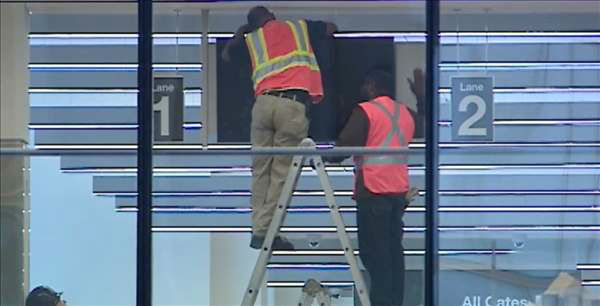"<div class=""meta ""><span class=""caption-text "">Raleigh-Durham International Airport is set to re-open Terminal 1 on March 2. RDU is holding an open house inside the new terminal on Saturday, Feb. 15 from 10 a.m. to 2 p.m. (WTVD Photo)</span></div>"