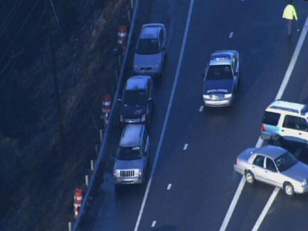 "<div class=""meta ""><span class=""caption-text "">Slick roads led to multiple crashes around the Triangle. (WTVD Photo)</span></div>"